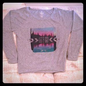 American Eagle Vintage soft sweatshirt S
